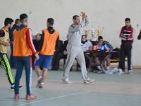 اختتام بطولة كلية التربية البدنية وعلوم الرياضة بكرة اليد